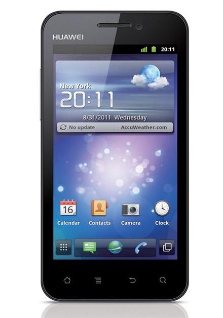 Huawei Honor U8860, Το Φεβρουάριο στη WIND με 289 ευρώ