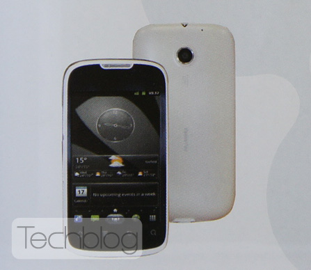 Huawei Sonic U8650, Με οθόνη 3.5 ίντσες κάτω από τα 150 ευρώ