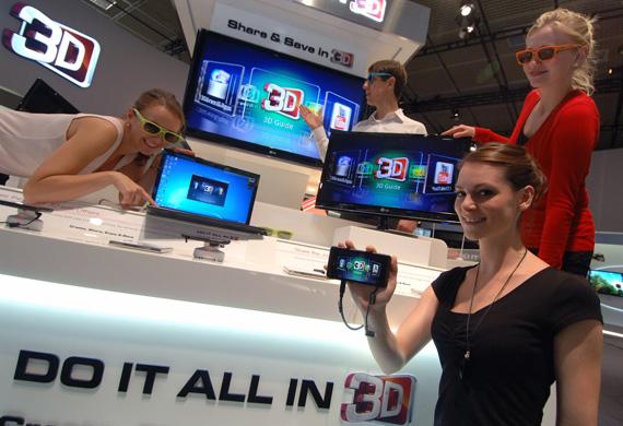 LG LW980S 3D TV, Full LED και Smart στα καλύτερά τους