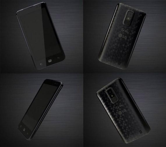 LG LU6200, Με οθόνη 4.5 ίντσες 1280x720 pixels
