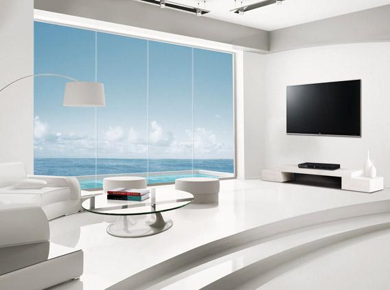 LG LW980S CINEMA 3D, Mε έξυπνες εφαρμογές και 3D περιεχόμενο