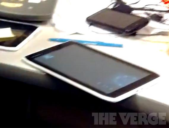 Motorola, Ετοιμάζει 7άρι Android tablet; [spy photo]