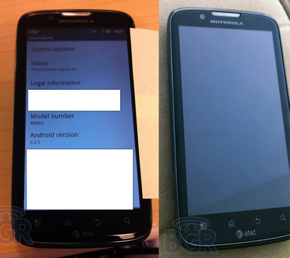 Motorola Atrix 2, Ετοιμάζουν το επόμενο διπύρηνο με TI OMAP