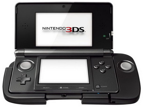 Nintendo 3DS Expansion Slide Pad, Περιεφερειακό