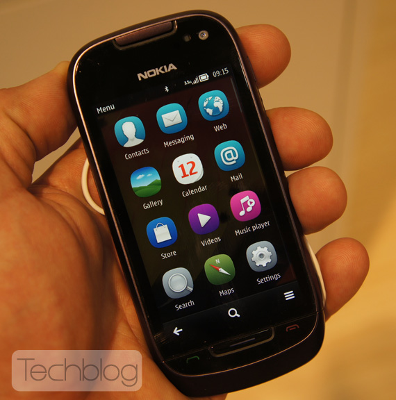 Nokia 701 Symbian Belle ελληνικό βίντεο παρουσίαση