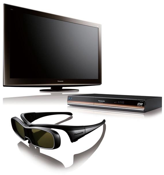 Panasonic, Ολυμπιακοί Αγώνες Λονδίνο 2012 σε 3D