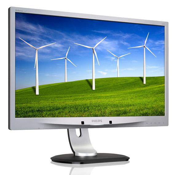 Philips, Νέα monitors Ergosensor, Lightframe και 3D gaming
