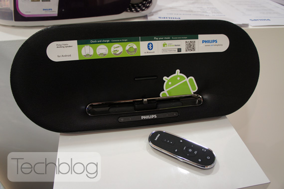 Philips Fidelio AS851, Γιατι και τα Android θέλουν dock station