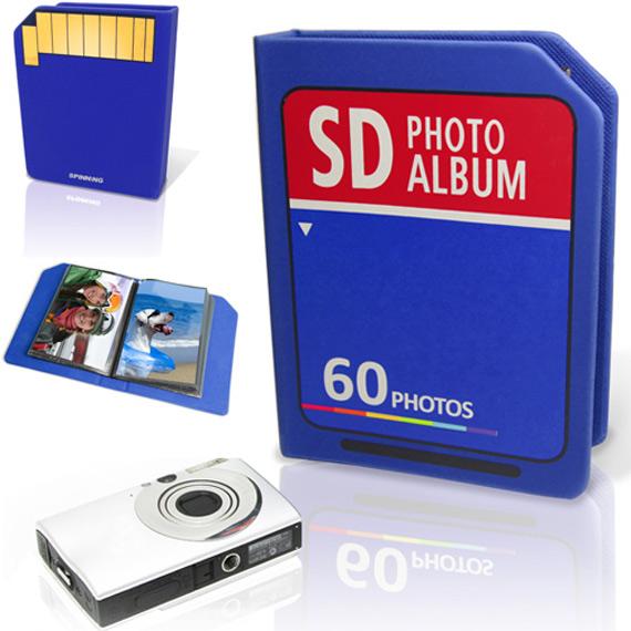 SD Photo Album retro, Το πιο απίθανο άλπμουμ φωτογραφιών
