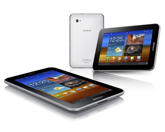 Samsung Galaxy Tab 7.0 Plus, Διπύρηνο tablet 1.2GHz με οθόνη LCD