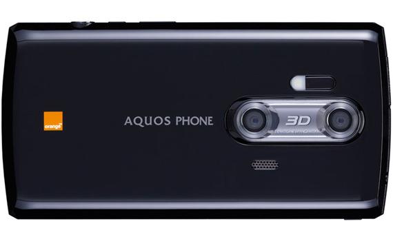 Sharp Aquos Phone SH80F, Επιστρέφει Ευρώπη με ένα 3D smartphone