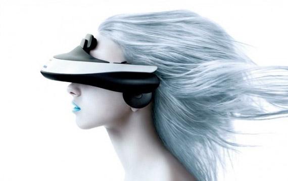 Θα κυκλοφορήσει το 3D headset της Sony με της δύο οθόνες OLED
