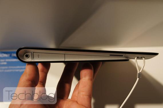 Sony Tablet S ελληνικό βίντεο παρουσίαση