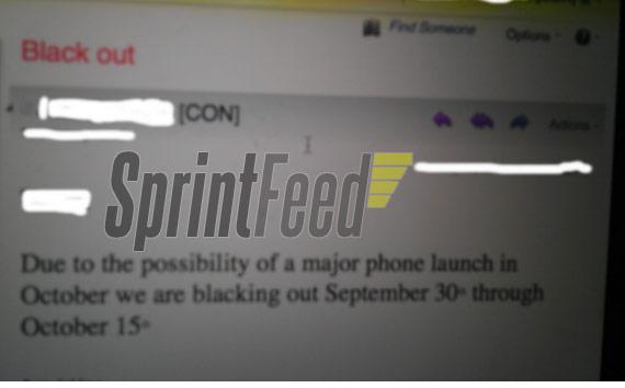 iPhone 5, Πλησιάζει η ανακοίνωση και η κυκλοφορία του