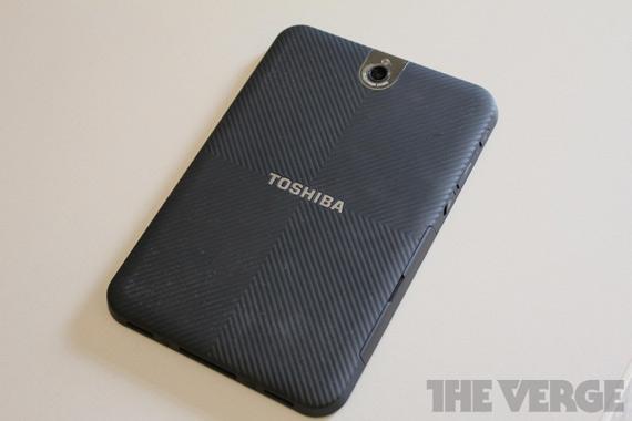 Toshiba Thrive 7, Διπύρηνο tablet με 7άρα οθόνη