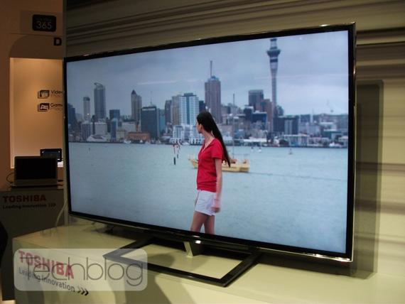 Toshiba 55ZL2 Glass-free 3D TV, Πείτε bye bye στα γυαλιά!