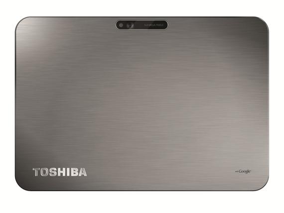 Toshiba AT200 tablet, Λεπτό, ελαφρύ και διπύρινο
