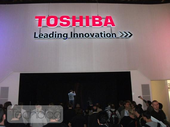 Η Toshiba στην έκθεση IFA 2011, Όλα τα νέα προϊόντα