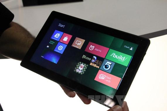 Windows 8 τρέχουν σε tablet με τον τετραπύρηνο NVIDIA Kal-El