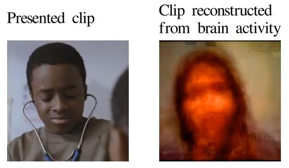 Brain scanner μπορεί να καταγράψει τι έχουμε στο μυαλό μας