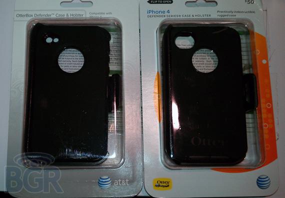 iPhone 4S, Θήκες για την αναβαθμισμένη έκδοση του 4
