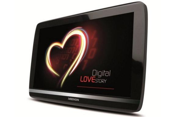 Medion Lifetab P9514, Honeycomb tablet