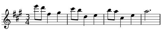 Nokia Tune ringtone melody