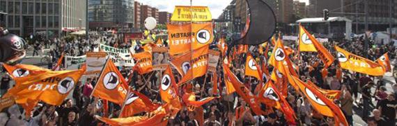 Εκλογές Γερμανία, Οι Πειρατές μπήκαν στη Βουλή με 8.9%