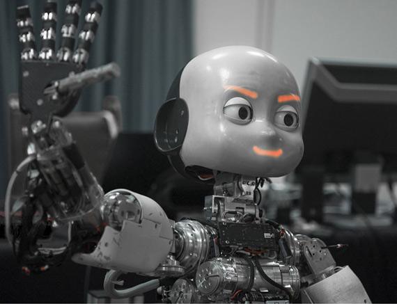 Ολυμπιακοί Αγώνες Λονδίνο 2012, Ρομπότ θα μπορούσε να μεταφέρει τη Φλόγα