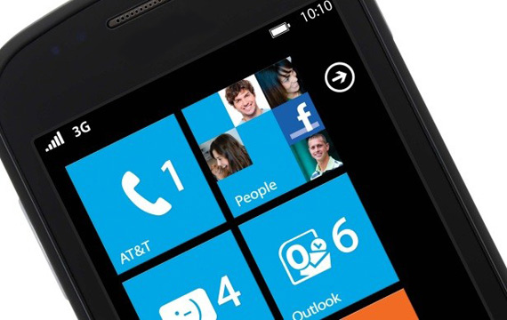 Samsung Focus S, Με οθόνη Super AMOLED Plus 4.3 ίντσες και Windows Phone Mango