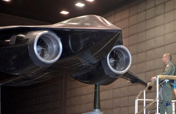 Lockheed Martin, Speed Agile project