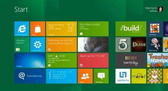 Acer και Lenovo θα παρουσιάσουν Windows 8 tablet το πρώτο τρίμηνο