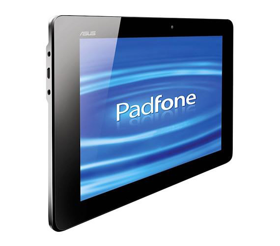 ASUS Padfone, Tablet και smartphone μαζί