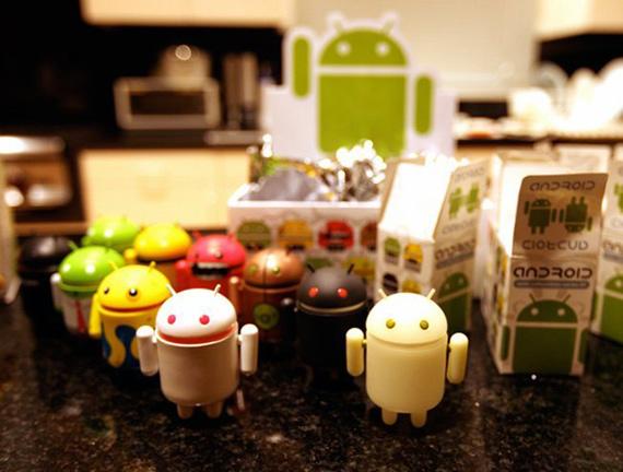500.000+ εφαρμογές στο Android Market