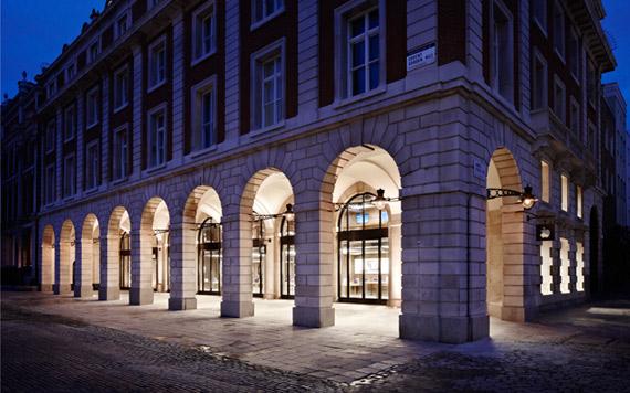 Ληστεία στο Apple Store στο Covent Garden στο Λονδίνο
