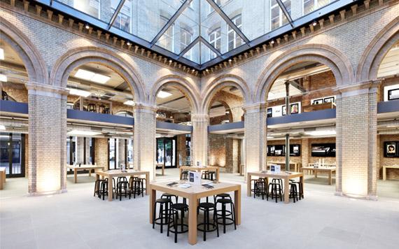 Apple Store Convent Garden Λονδίνου