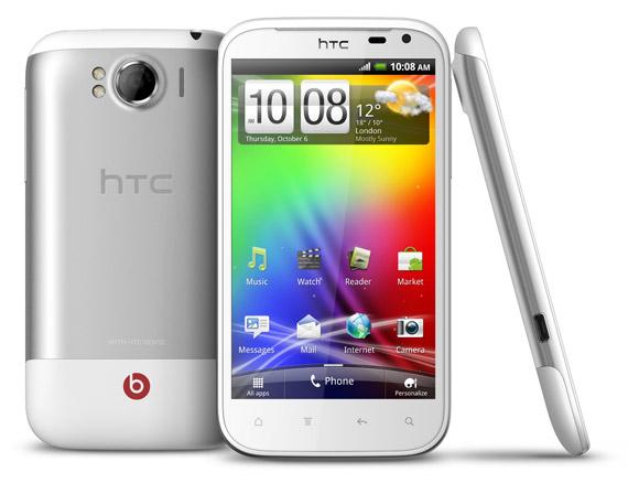 HTC Sensation XL, Τα επίσημα βίντεο