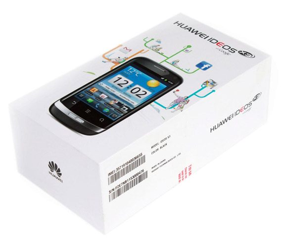 Δοκιμάζουμε το Huawei Ideos X3