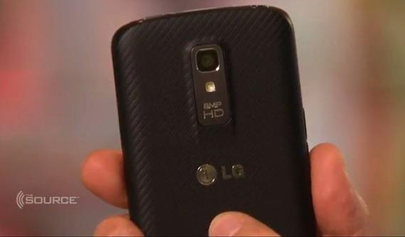 LG Optimus Eye, Το Optimus LTE κυκλοφορεί εκτός Κορέας