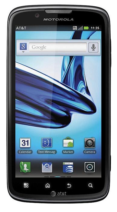 Motorola Atrix 2 επίσημα