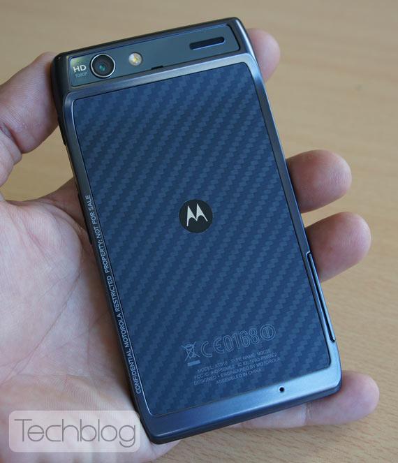 Motorola RAZR XT910 ελληνικό βίντεο παρουσίαση