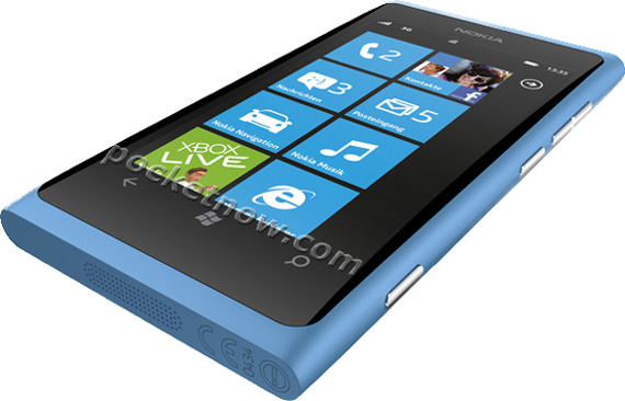 Nokia 800 Windows Phone teaser video