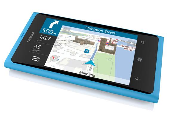 Nokia Lumia 800, Επίσημα με Windows Phone, οθόνη 3.7 ίντσες και N9 look