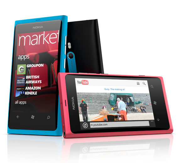 Nokia Lumia 800, Όλα τα επίσημα βίντεο για να πάρεις μια δυνατή πρώτη γεύση