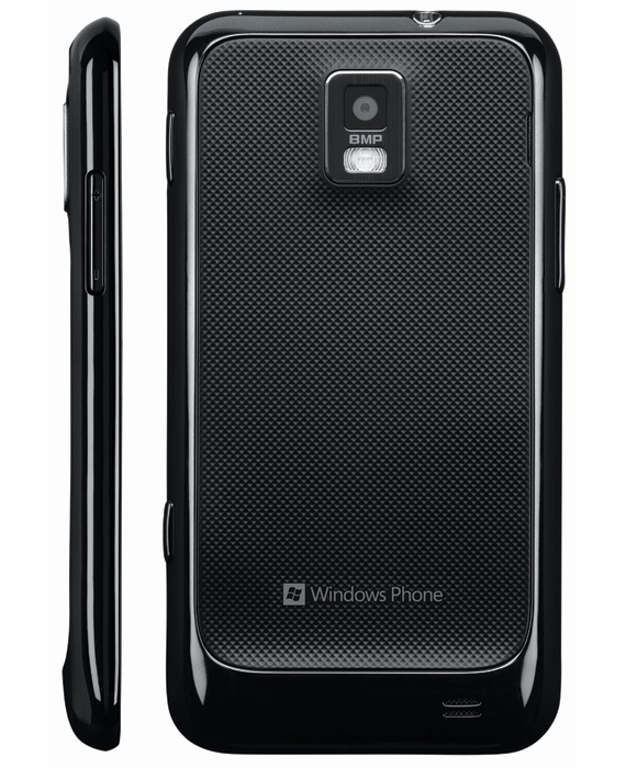 Samsung Omnia S, Windows Phone με Super AMOLED Plus [επίσημες φωτογραφίες]