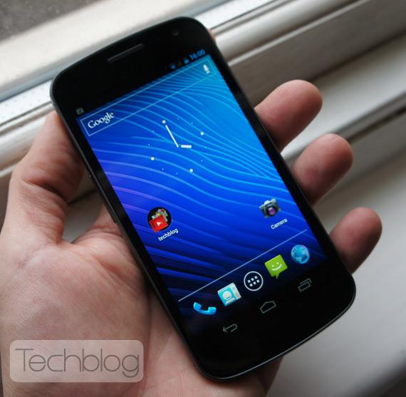 Samsung Galaxy Nexus ελληνικό βίντεο παρουσίαση