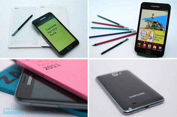 Μάθε τα πάντα για το Samsung Galaxy Note