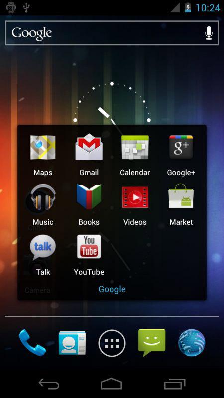 Samsung Nexus Prime, Αποκαλυπτήρια