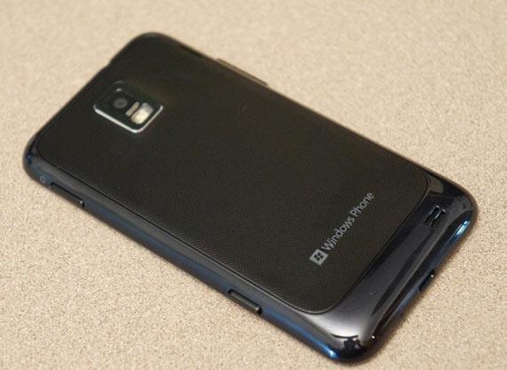 Samsung Omnia S, Windows Phone με Super AMOLED Plus