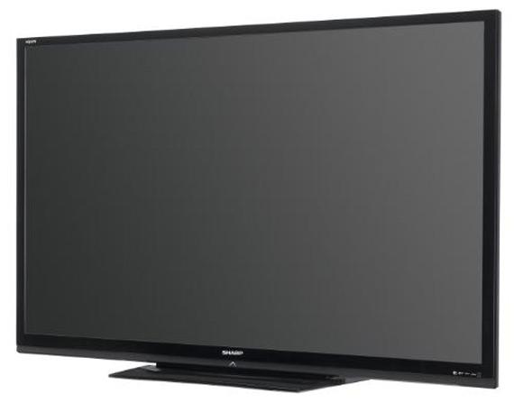 Sharp Aquos LC-80LE632U 80 ιντσών, Η μεγαλύτερη LCD HDTV